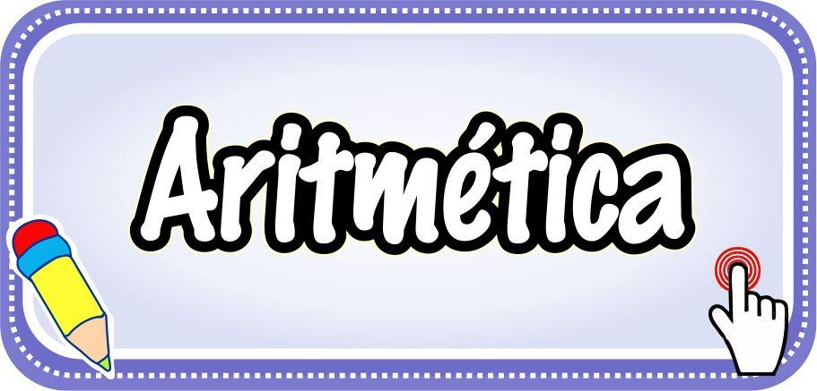 Aritmética - Web del Docente