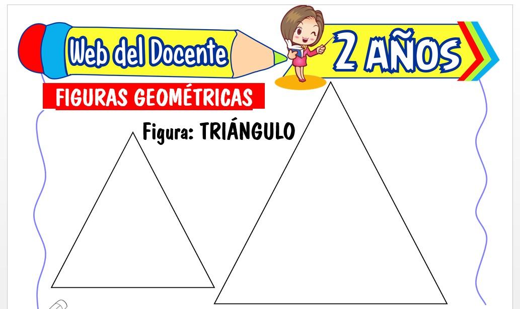 Ficha de Figuras Geométricas para Niños de 2 Años