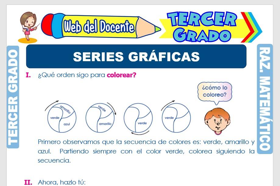Series Gráficas Para Tercer Grado De Primaria Web Del Docente