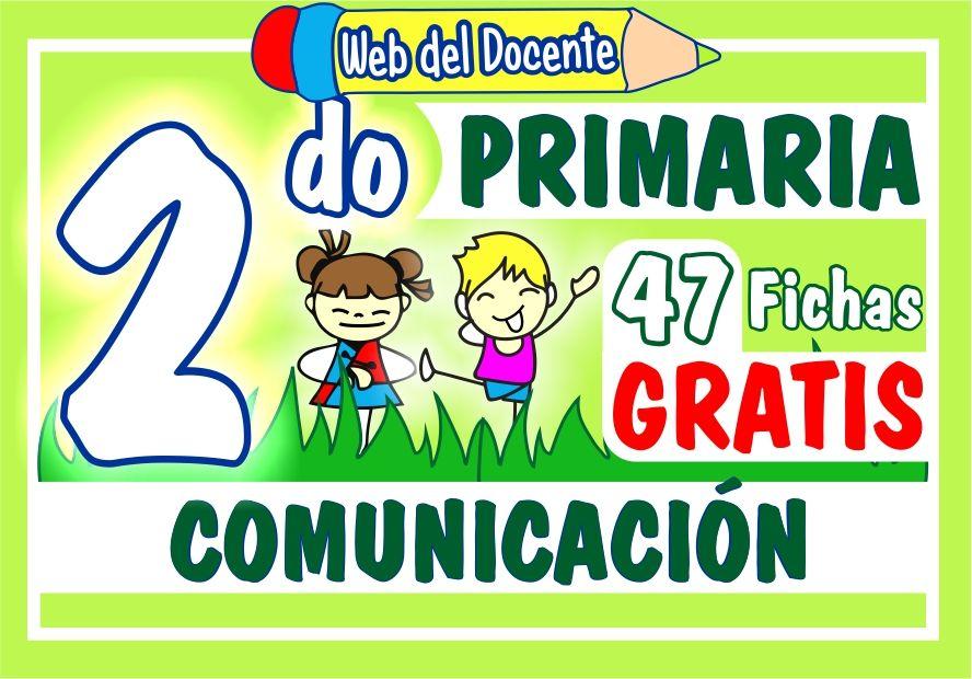 Comunicacion para Segundo Grado de Primaria