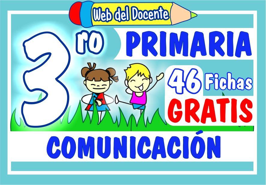 Comunicacion para Tercer Grado de Primaria
