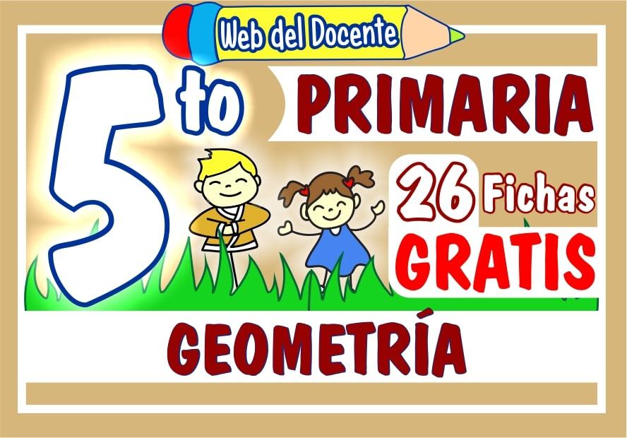 Geometria para Quinto Grado de Primaria