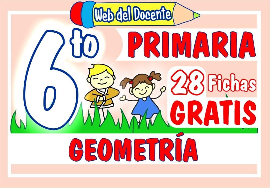 Geometria para Sexto Grado de Primaria