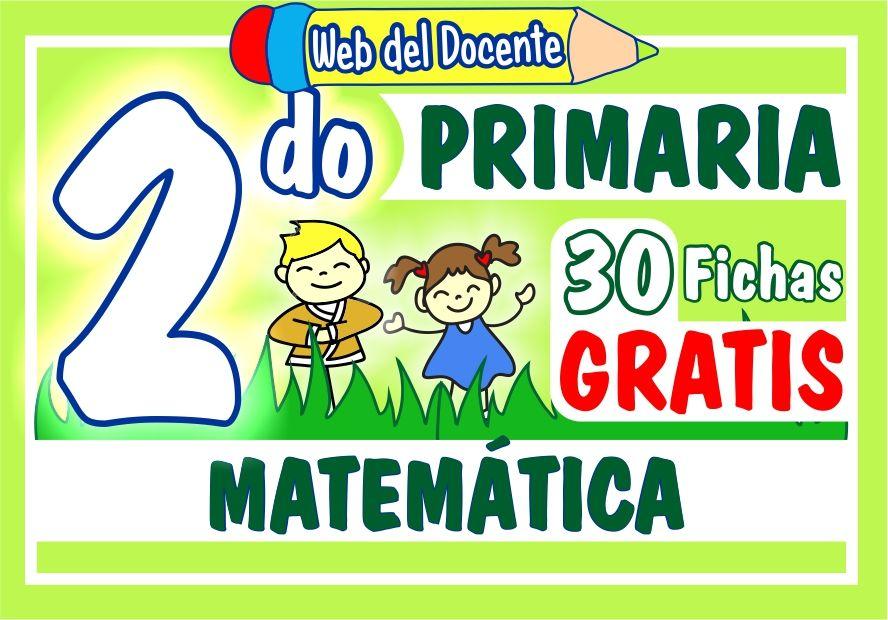Matemática para Segundo Grado de Primaria